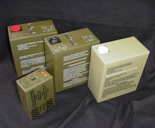 MAI/MPL manufacture the world's largest selection of high-performance military and MIL-approved batteries.